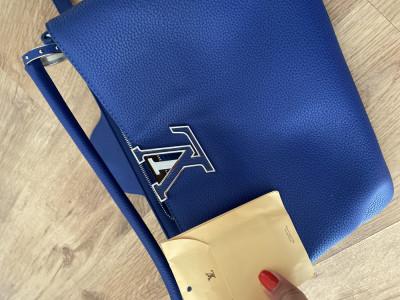Geanta Louis Vuitton, piele naturală, replica1:1 foto