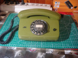 Telefon fix vintage cu disc Siemens Fetap 752-NS