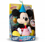 Jucarie plus Mickey Mouse - La multi ani, IMC Toys