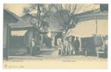 3021 - ADA-KALEH, Bazar, Litho, Romania - old postcard - unused
