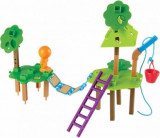 Set STEM Casuta din copac Learning Resources LER2844 (Multicolor)
