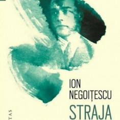 Straja dragonilor.Memorii 1921-1941/Ion Negoitescu, Humanitas