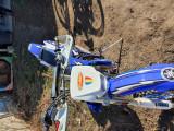 Motocicleta Yamaha wr-f 250 cc