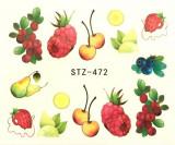 Tatuaje Unghii Fructe