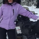 Moderna la super pret geaca ski KOREXUS dama M, Konus