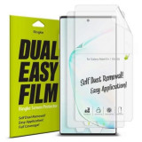 Folie Samsung Galaxy Note 10 (Note 10 5G) - Ringke Dual Easy Full Cover Invisibile