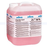 CLARIDA SANITAR-Detergent sanitar cu miros citric pentru depunerile de calcar ,piatra ureica si sapun, 10L, Kiehl