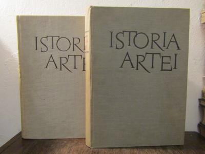Istoria Artei - Mihail Aplatov (2 vol.) foto