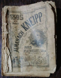 ALMANACH-KNEIPP POUR L'ANNE 1895