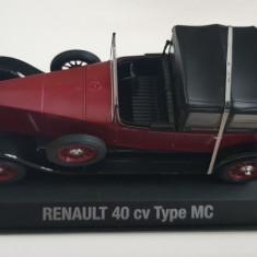 Macheta Renault 40 CV  Norev 1:43