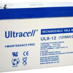 Acumulator Ultracell 12V 9Ah