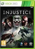 Injustice Gods Among Us Xbox360