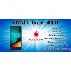 Service GSM – Software si Hardware Reparatii VODAFONE Smartphone