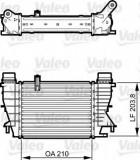 Radiator intercooler NISSAN TIIDA Hatchback (C11X) (2006 - 2016) VALEO 818264
