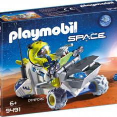 Denford si tricicleta spatiala - Playmobil Space