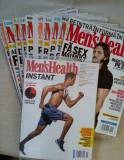 LOT DE 11 REVISTE MEN'S HEALTH - 2011