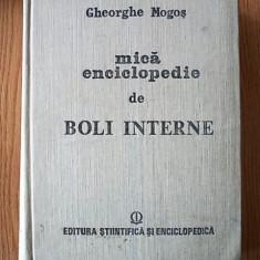 MICA ENCICLOPEDIE DE BOLI INTERNE- MOGOS/CARTONATA