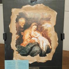 Litografie pe piatra Van Dyck.