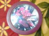 Ultimate Spider Man by Marvel ceas de perete 21 cm, Disney