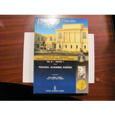 """Tezaurul Academiei Romane / Colectia Orghidan / Monede aur Grecesti si Romane"""