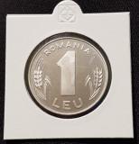 Moneda proba 1 Leu 1992 - Banca nationala a Romaniei - BNR
