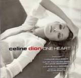 Celine Dion - One Heart (2003/Sony/Germany) - CD ORIGINAL/Sigilat/Nou, sony music