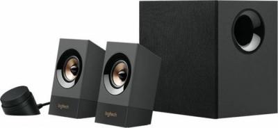 RESIGILAT: Boxe Logitech 2.1 Z537, Bluetooth, 60W RMS, Negru foto