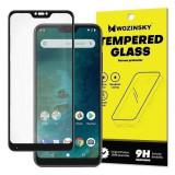 Folie Sticla Xiaomi Mi A2 Redmi 6 Pro Wozinsky 5D Full Glue Black