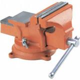 Menghina de banc MTX 200 mm, rotativa, cu nicovala Mania Tools