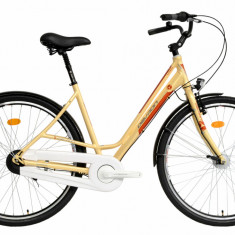 Bicicleta Oras Devron Urbio Lc2.8 M Antique Brass 28 Inch