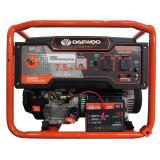 Generator Daewoo GDK7500E 7.2kW max 7.5kW electric start cu roti si manere