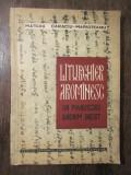Liturghier aromanesc M. Caraciu - Marioteanu