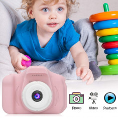 Camera foto si video pentru copii cu jocuri si efecte poze