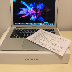 "Macbook air / 13"", Intel Core i5, 128 GB"