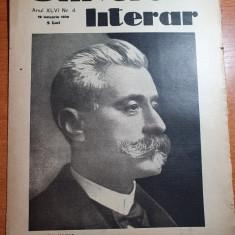 universul literar 19 ianuarie 1930-80 ani nasterea lui m. eminescu,spiru haret