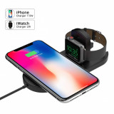 Wireless Charging Pad Stand iWatch Charger