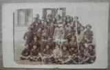 Elevi militari, 1923// foto tip CP