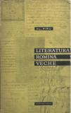 AS - PIRU AL. - LITERATURA ROMANA VECHE