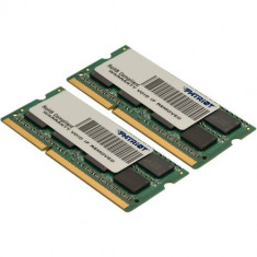 Memorie DDR3 SODIMM Patriot Signature Apple 2x8GB 1333MHz CL9