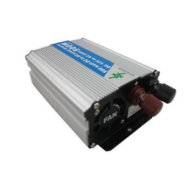 Invertor tensiune 24V-220V, putere 500 W foto