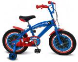 Cumpara ieftin Bicicleta copii Stamp Spiderman 16 inch