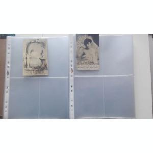 Folii 115 microni pentru carti postale sau alte tipuri