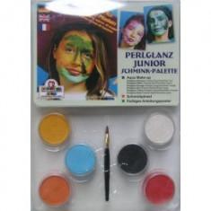 Set 6 culori pentru pictura pe fata