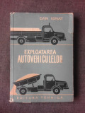 EXPLOATAREA AUTOVEHICULELOR-DAN IGNAT
