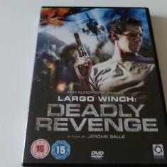 deadly revenge - dvd