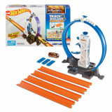 Set de joaca Circuit masini Hot Wheels Track Builder system, DMH51