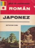 Octavian Simu - Ghid de conversatie roman - japonez