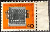 Germania Mașină de calculat Schickard's, Posta, Stampilat
