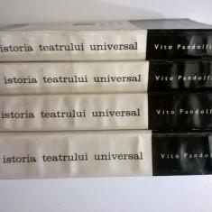 Vito Pandolfi - Istoria teatrului universal {4 volume}