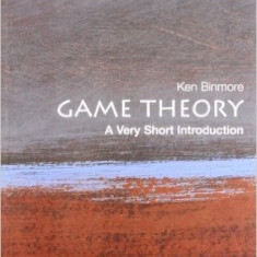 Game Theory: A Very Short Introduction - Binmore Ken